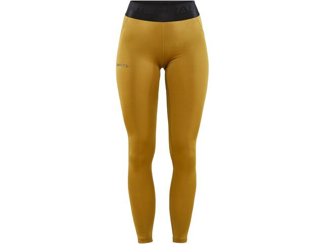 Craft Core Essence Mallas Mujer, amarillo